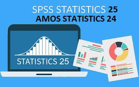 دانلود نرم افزار SPSS 25 - AMOS 24