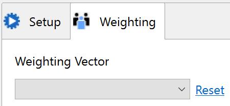 الگوریتم pls وزنی